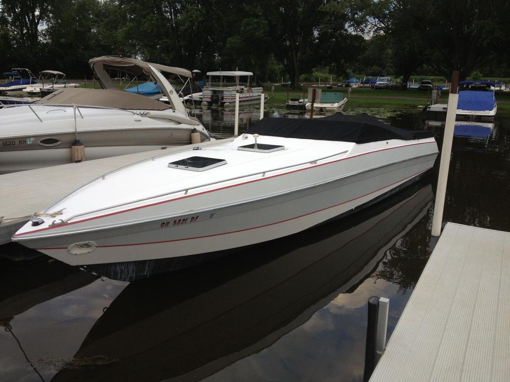Chris Craft Stinger Project For Sale Or Trade
