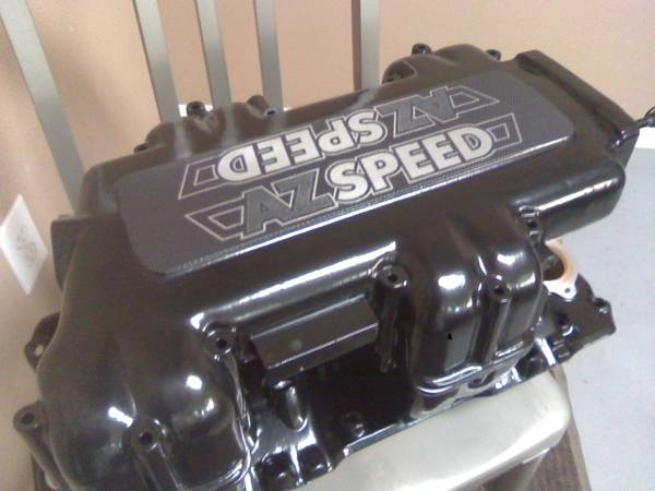 Arizona Speed  U0026 Marine Fuel Injection Set Up