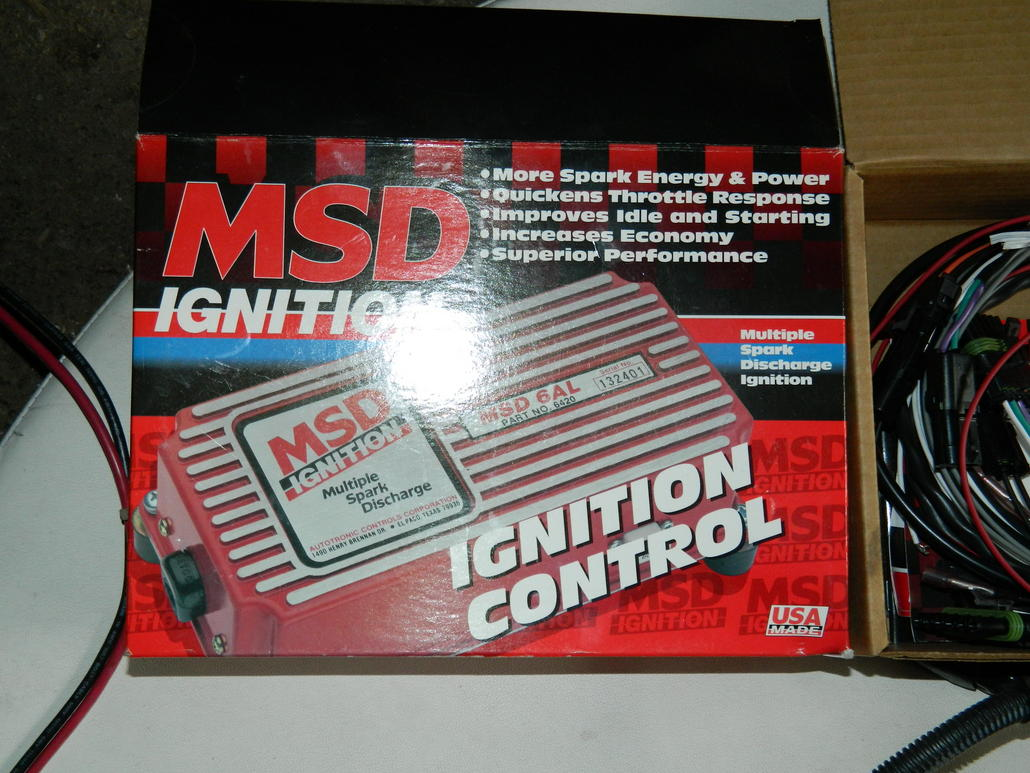 Msd 6m-2 Ignition Boxes
