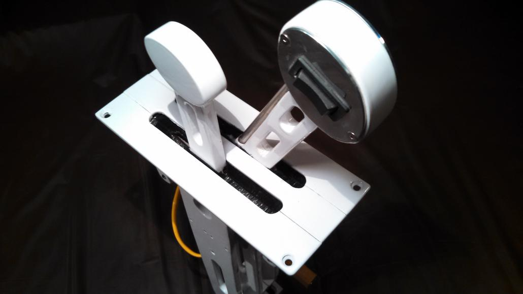 Boat Throttle Shifter : Shift throttle controls for single engine like new also