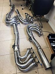 (2) Pair of Stellings Tube Headers w/5inch Tailpipes-img_3778.jpg