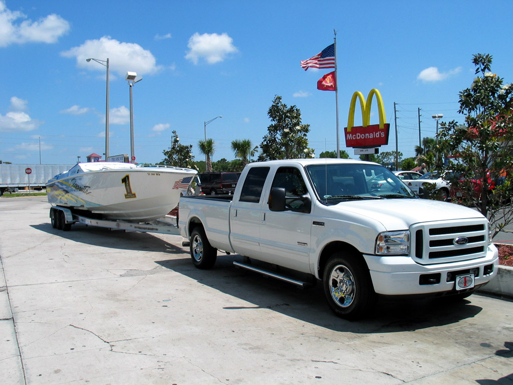 Cummins Diesel Trucks >> What do you tow your 35+ ft. boat with? - Offshoreonly.com