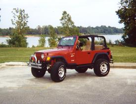 Just Bought A Jeep Wrangler Tj, Whats A Good Lift And Tire Size?