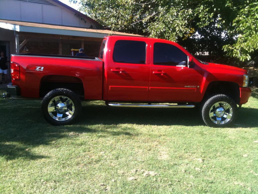 2008 Chevy Silverado Lifted >> Fs 2008 Chevy Silverado Z71 Ltz Lifted Offshoreonly Com