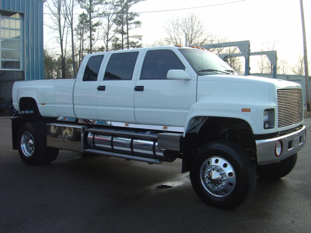 Cool 1997 GMC Crew Cab EXT Topkick for sale - Offshoreonly.com