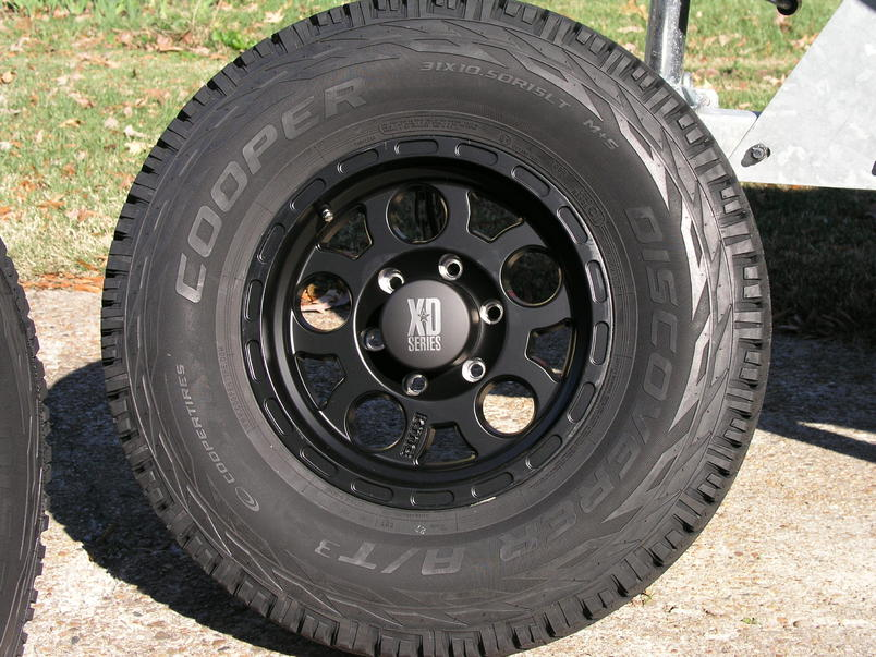 best oversize all terrain tire that still needs to haul. Black Bedroom Furniture Sets. Home Design Ideas