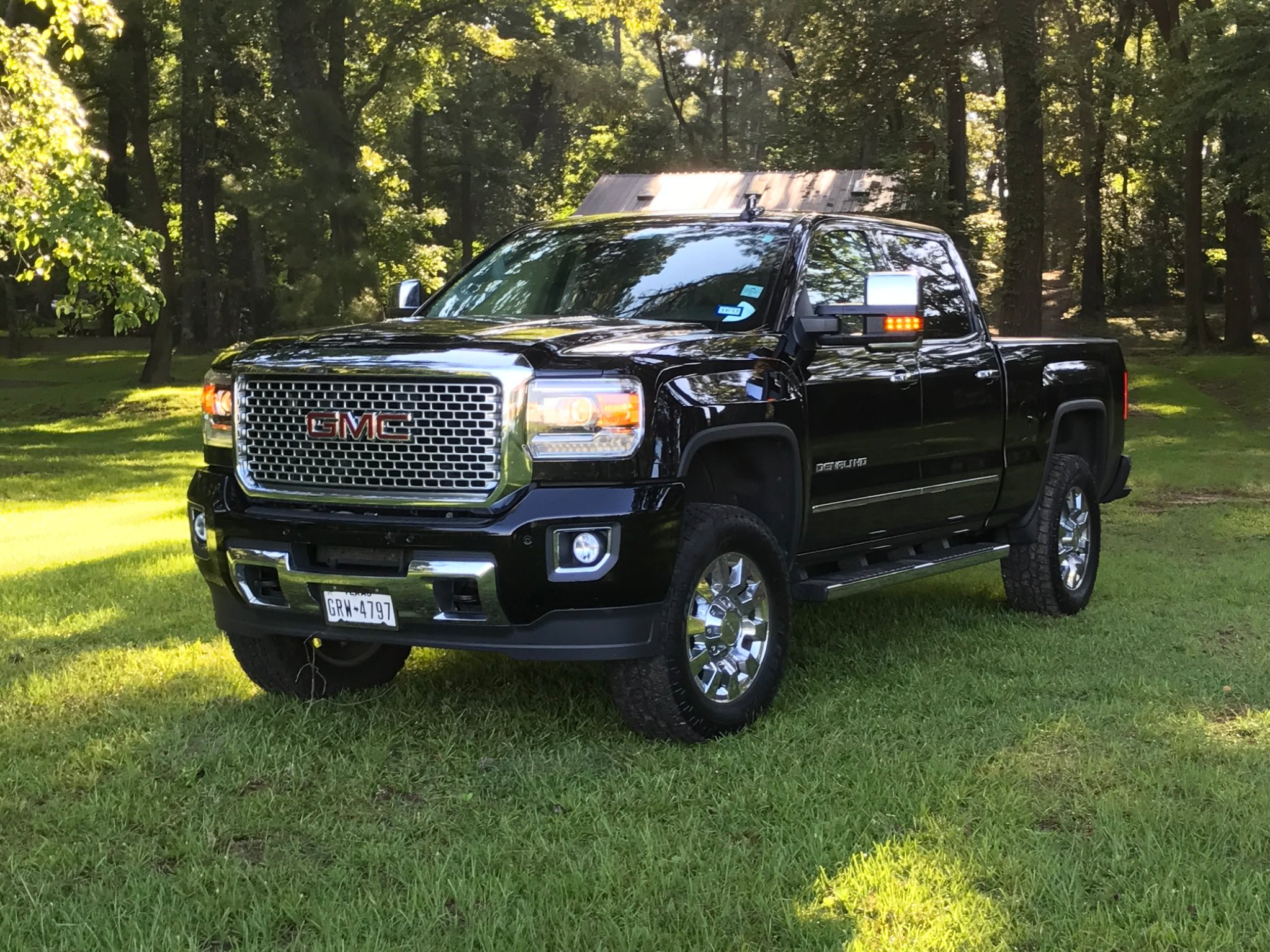 anybody running 35's on a 2015 duramax? - Offshoreonly.com