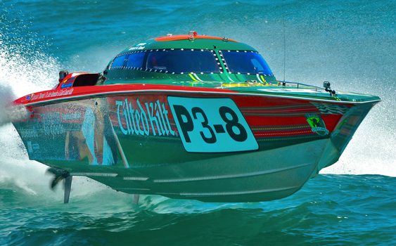 The Team Kilt Offshore Race Team is hoping that the third time is the charm at the Key West World Championships in November.