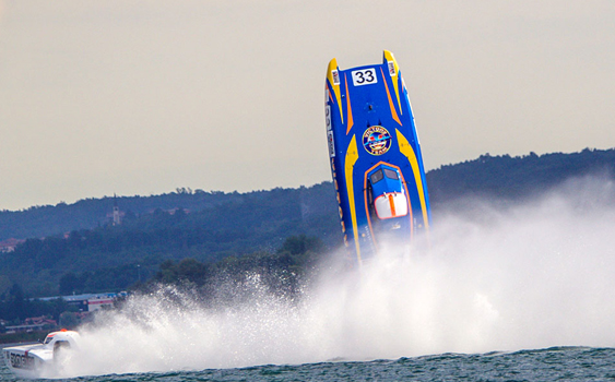 Two months after the team flipped its boat at the race in Arona, Italy, the Victory Team will enter a new boat in the Chinese Grand Prix this weekend.