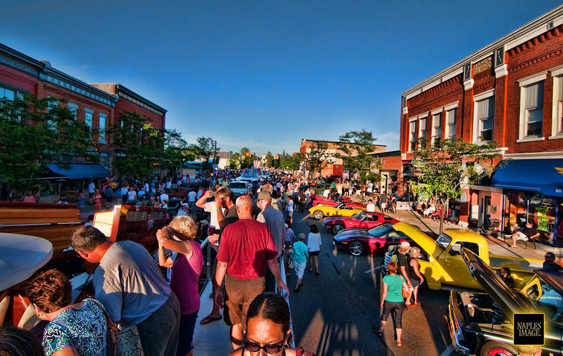 Boyne Thunder is a major summer event for Boyne City and the surrounding area.