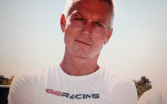 Gary Ballough, throttleman. (Photo courtesy of GB Racing.)