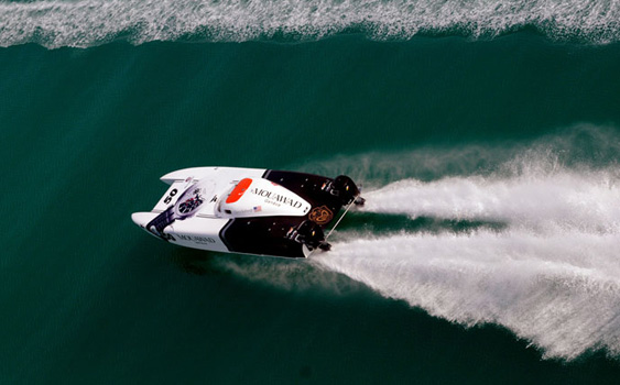 Captured here in XCAT racing, Gary Ballough will mentor Chastelet on the SBI circuit this season.