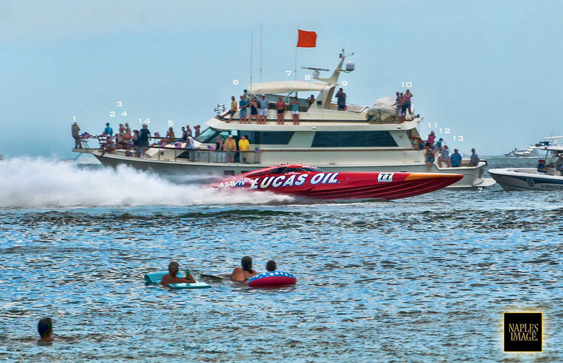 Racers and their fans make the Suncoast Sarasota Offshore Grand Prix the strongest race of the SBI season. Photo by Jay Nichols
