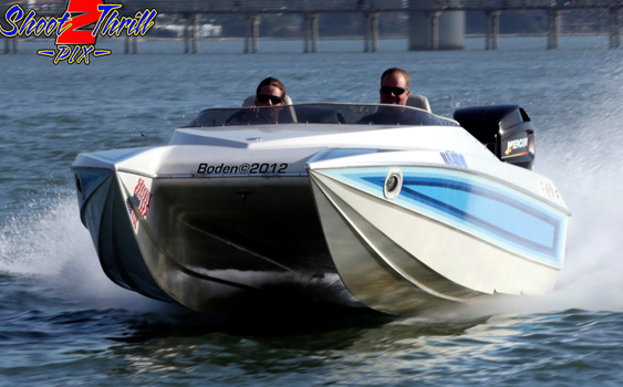 Boats of all shapes and sizes will show up on New Year's Day to celebrate the life of Joey Gratton. Photo by Pete Boden/Shoot 2 Thrill Pix. (https://www.facebook.com/pages/Shoot-2-Thrill-Pix/130528070292399?fref=photo)
