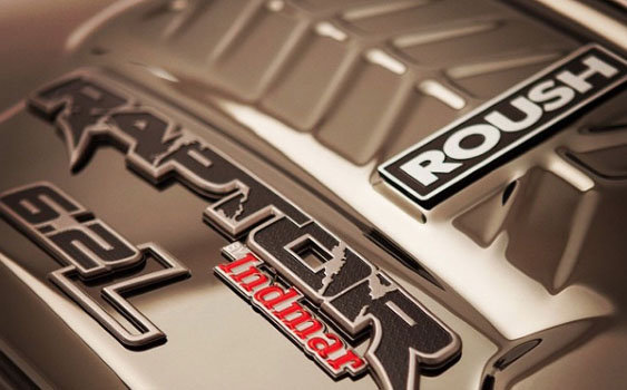 Could the Indmar-ROUSH Raptor 575 engine be coming to a performance boat near you? Don't rule it out.