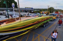The Street Party on the Wednesday of the Lake of the Ozarks Shootout week is returning to the Bagnell Dam Strip this year. Photo by Jay Nichols/Naples Image (https://www.flickr.com/photos/jay2boat)