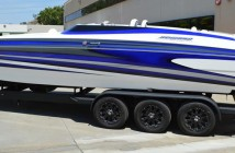 Howard Custom Boats recently delivered its ninth 288 Sport Deck