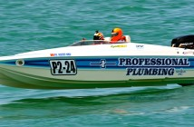 Boden didn't have to travel far to shoot his hometown event—the Sarasota Powerboat Grand Prix—this summer.