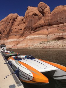 Lake Powell provides one breathtaking photo opportunity after another.