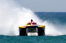 WHM Motorsports heads into the SBI Nationals with serious momentum in the Superboat class. Photo courtesy/copyright Pete Boden/Shoot 2 Pix. . (https://www.facebook.com/Shoot-2-Thrill-Pix-130528070292399/timeline/)