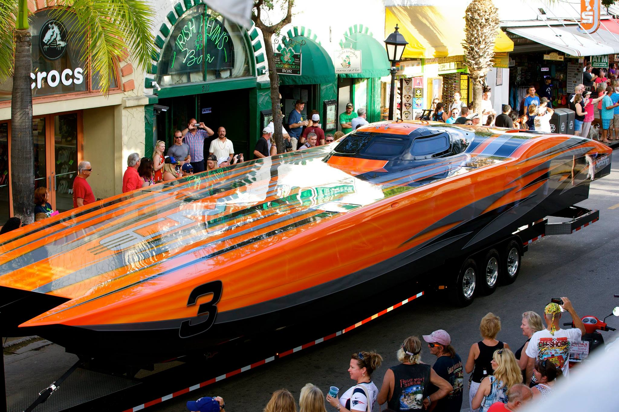 Look for CMS to bring the heat in the form its two-boat arsenal this week in Key West.