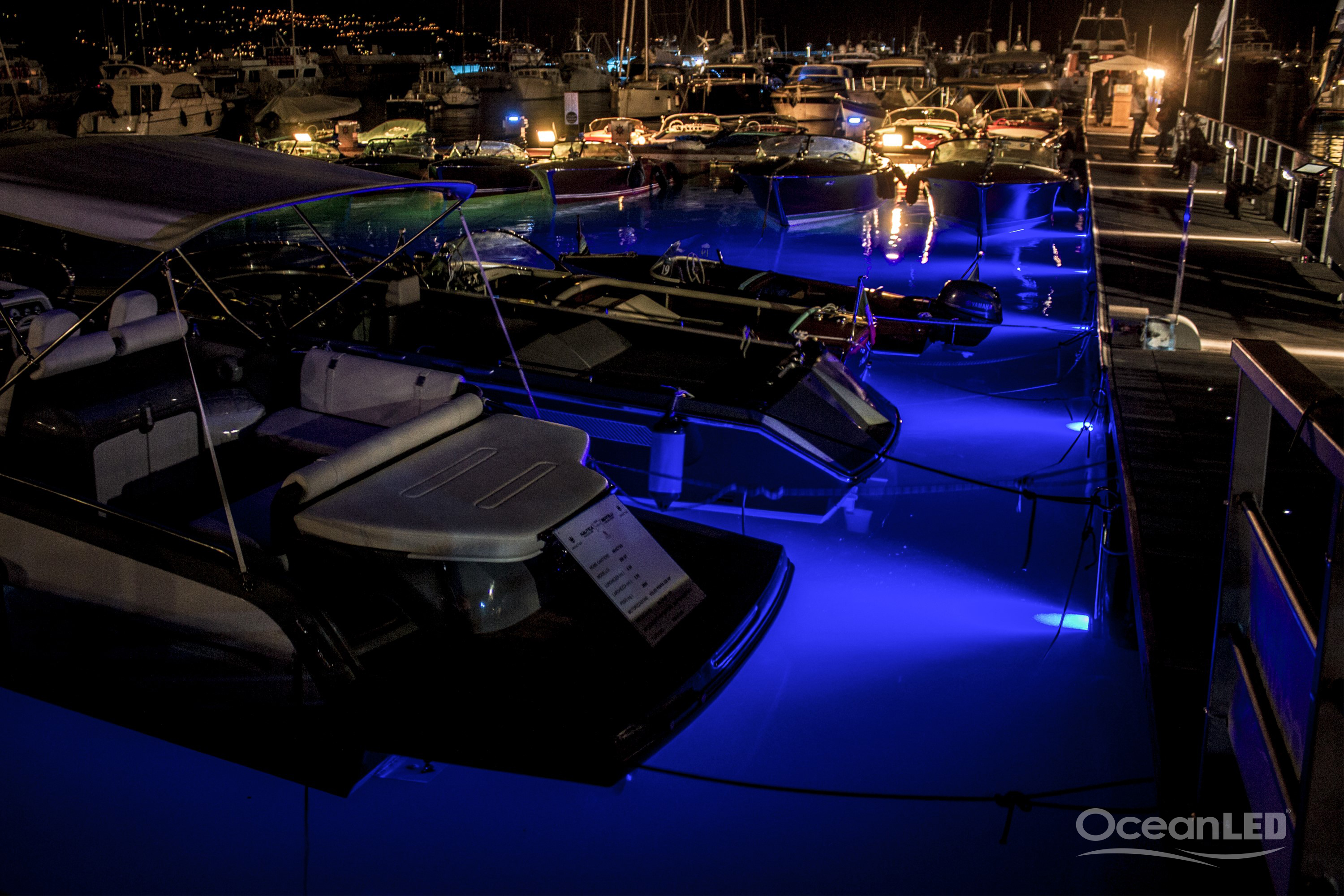 a new product launch from OceanLED -- the XD16 Xtreme Dock Series.