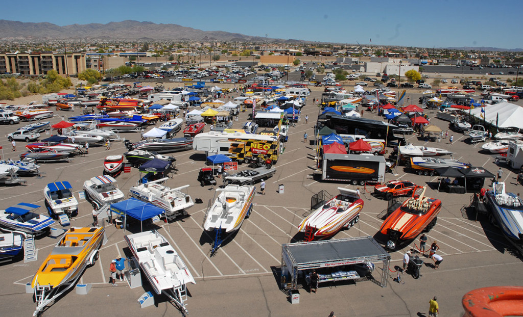 Organizers of the Lake Havasu Boat Show are expecting a great turnout of vendors and attendees for its 25th anniversary.