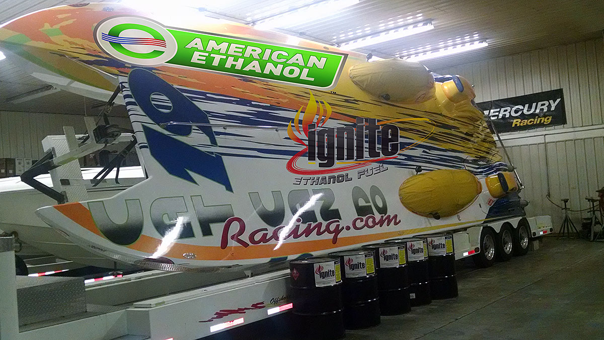 This season the Ignite American Ethanol Cat is planning to run races in both OPA and SBI as well as participate in a couple of top-speed shootout events.
