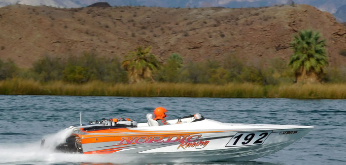 """Team Nordic earned the """"King of the River"""" title after winning the BlueWater Resort & Casino '300' Parker Enduro overall on Saturday in Parker, Ariz./ Photos courtesy of Nordic Boats"""