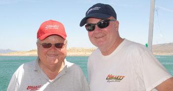 Remembering Hallett Boats Founder Nick Barron