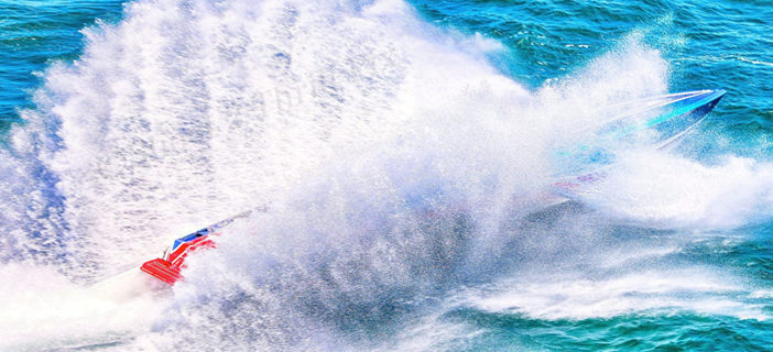 Weekend Wrap-Up: Big Speed, Big Water And Big Love