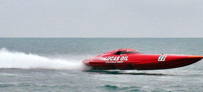 """Lucas Oil Ocean Cup — Record Setting Run"""