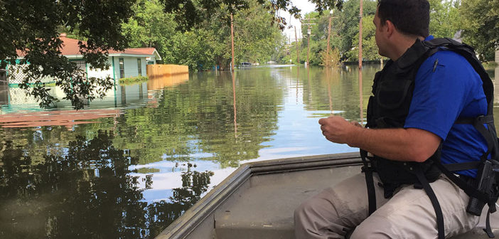 Boaters Continue Hurricane Harvey Relief Efforts in Texas
