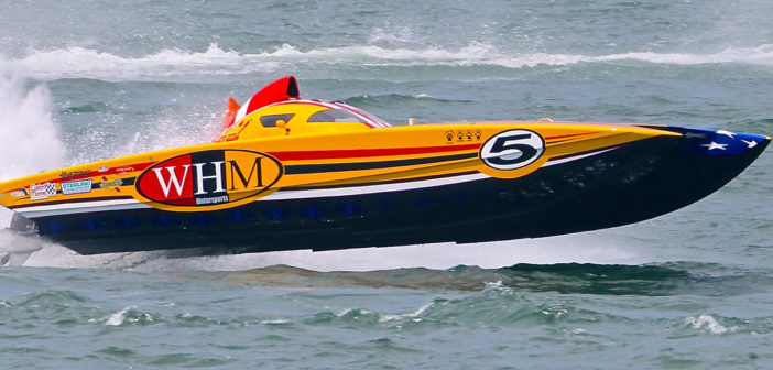 WHM Motorsports Staying Aggressive For Key West
