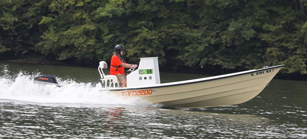 The Shootout's Slowest Boat