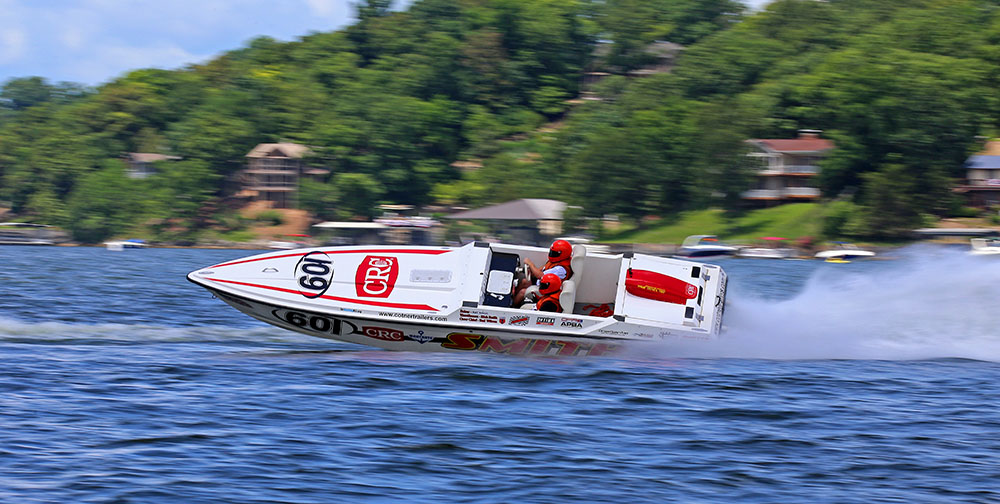 New-And-Improved Lake Race