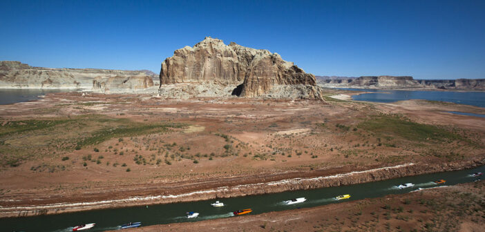 Status Quo For Lake Powell Events