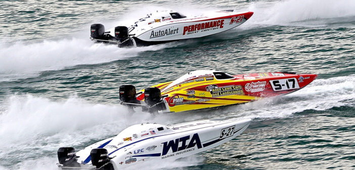 Pumped At Mid-Season: OPA And P1 Leaders Chime In